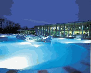 Erlebnisbad Donaubad Wonnemar Neu - Ulm Öffnungszeiten