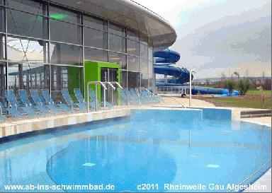 Budenheim Schwimmbad erlebnisbad rheinwelle gau algesheim öffnungszeiten eintrittspreise