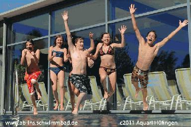 Schwimmbad hüfingen