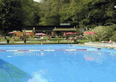 Schwimmbad in der nähe von kellenhusen
